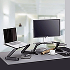 Підставка Для Ноутбука Laptop table T8, фото 2