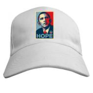 Модная летняя бейсболка кепка с Obama hope vert постер Барак  Обама