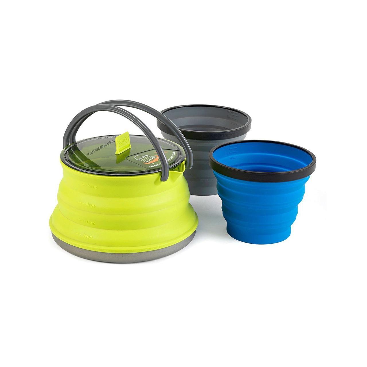 Набір посуду Sea To Summit X-Set 11 Mix Color