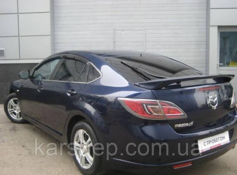 Ветровики на Mazda 6 II Hb 5d 2007-2012