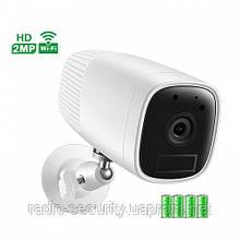 Wi-fi Автономная уличная IP камера Patrul WIP-B200B