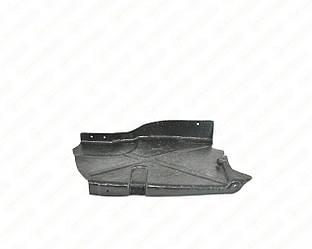 Защита двигателя боковая пластиковая (УЦЕНКА) на Renault Trafic II 2001->2014 — BLIC - 6601-02-6062871P