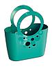 Сумка (корзина) LILY - бирюзовая, кружева 21л,  ITLI480 TUR
