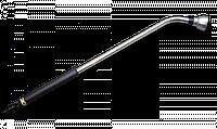 """Зрошувач ручний """"ситечко"""" 75см, 0,7 мм з краном, CYNK CHROM, CH-KT30W"""