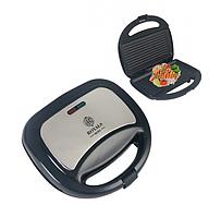 Сендвичница Royal berg rb-850 1000W Бутербродниця Гриль Електричний