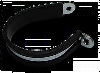 Хомут резиноармированный, RUBBER CLAMPS, 25мм /12мм, RC1225