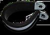 Хомут резиноармированный, RUBBER CLAMPS, 26мм  /15мм, RC1526