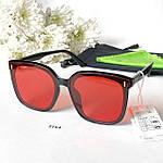 Солнцезащитные очки с красными линзами, фото 3