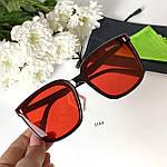 Солнцезащитные очки с красными линзами, фото 4