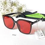 Солнцезащитные очки с красными линзами, фото 2