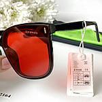 Солнцезащитные очки с красными линзами, фото 5