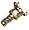 """IMITATE З'єднувач байонетный з притискним кільцем (швидкознімання) під шланг 3/4"""", ЛАТУНЬ, GKI103SH"""