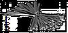 Стяжки металеві, 4,6*290 мм, TS1446290