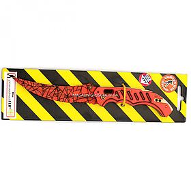 """Деревянный нож игрушка """"Флип""""(Кровавая Паутина,Паук) из Counter-Strike ( арт.FLI-S)"""