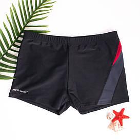 Мужские плавки шорты Черные