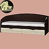 Односпальне ліжко Комфорт (без матраца) (матрац 800х1900) (1940х850х800), фото 2
