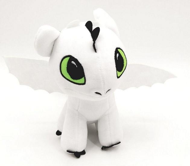 Мягкая игрушка дети детеныши драконов фурия арт. 00688-3