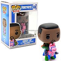 Игровая фигурка Funko Pop Наездник серии Fortnite, 10 см (44732)