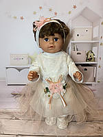 Классное Платье, Нарядный набор 5 пр для девочки, крестильный набор