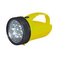Аккумуляторный фонарь Feron ТL2 16LED желтый DC(21*11.5*11.5см)