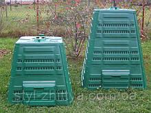 Морозостійкий садовий компостер 720 л.