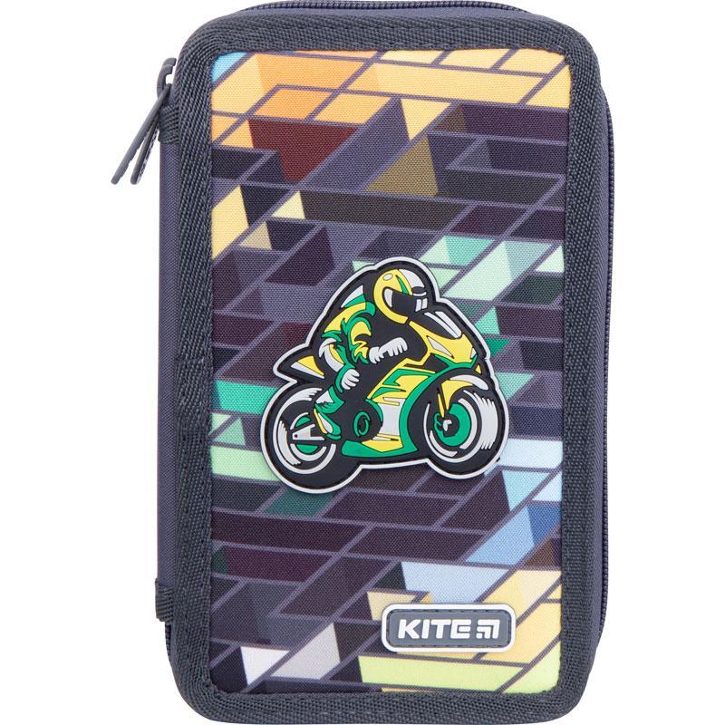 Пенал Kite Education Motorbike (K21-623-2)