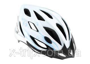 Велосипедный шлем Kellys DIVA white M/L