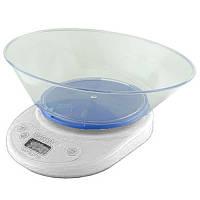 Весы кухонные MATARIX MX-401 с чашей max 5 кг