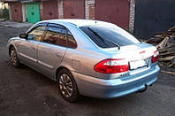 Ветровики на Mazda 626 Sd/Hb 5d (GF) 1997-2002/Capella Sd 1997-2002