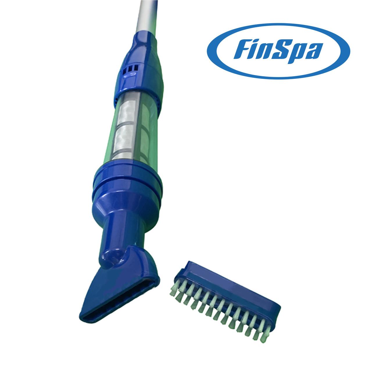 Пилосос для прибирання купелей на дровах FinSpa
