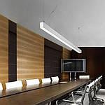 INNOVA 5 - 40W черная LED Люстра светодиодная, фото 3