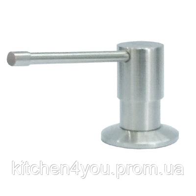 Дозатор для рідкого мила 200 ml. Fabiano FAS-D 25 нержавіюча сталь