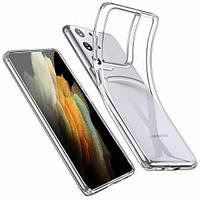 Чехол ESR для Samsung Galaxy S21 Ultra Project Zero (Essential Zero), Clear (3C01202140101)