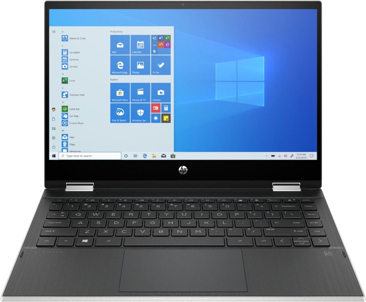 """HP Pavilion x360 14M-DW1023 2-IN-1 Core™ i5-1135G7 2.4 GHz 256GB SSD 8GB 14"""" (1920x1080)- 1F4W5UAR#ABA"""