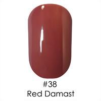 Гель-лак Naomi № 38 Red Damast 6 мл