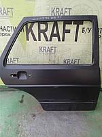 Бу дверь задняя правая для Volkswagen Golf II 1991 р., фото 1