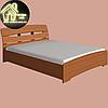 Двуспальная кровать Марго Эверест (2УПАК) (без матраса) (матрас 1600х2000) (1650х2200х600), фото 7
