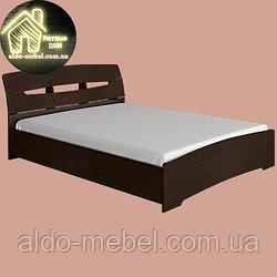 Двуспальная кровать Марго Эверест (2УПАК) (без матраса) (матрас 1600х2000) (1650х2200х600)