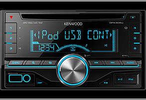 Универсальная 2DIN магнитола Kenwood DPX-305U