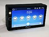 Магнітола Pioneer 8702 2din Android GPS + WiFi + 4Ядра, фото 3