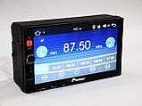 Магнітола Pioneer 8702 2din Android GPS + WiFi + 4Ядра, фото 5