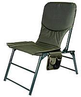 Кресло складное с карманом Ranger Титан в чехле для отдыха пикника рыбалки, фото 1