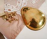 Винтажные английские кухонные весы с гирями, чугун, латунная чаша, латунные гири, Англия,Victor, фото 8