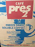 Кофе Эквадор Пресс2 растворимый сублимированный Pres-2 Пресс-2,  страна Эквадор 25 кг, фото 1