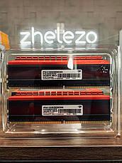 Модуль памяти для компьютера DDR4 16GB (2x8GB) 3200 MHz Patriot (PV416G320C6K), фото 2