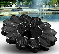 Фонтан садовый на Солнечной батарее NC 5 Насадок 160мм, фото 1