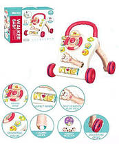 Каталка - ходунки музыкальныеWalker Baby арт. 698-63