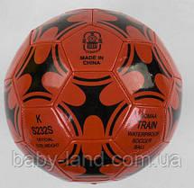 Мяч футбольный КРАСНЫЙ арт. 40068