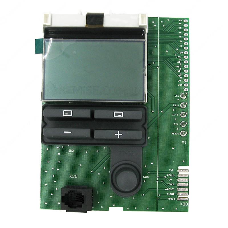 Плата дисплей Vaillant ecoTEC Pro 0020136629