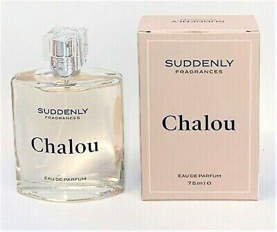 Жіноча туалетна вода Suddenly Chalou eau de parfum 75ml Німеччина